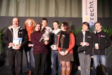 Winnaar kampioenenviering Brecht 2015